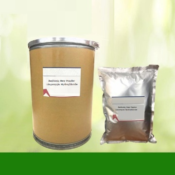 Antibiotic Raw Powder Lincomycin Hydrochloride