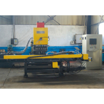 Top Quality CNC Hardware Steel Punching Machine