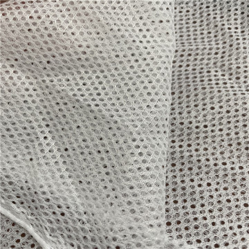 100% Polyester Warp Knitting Mesh Fabric for sportswear