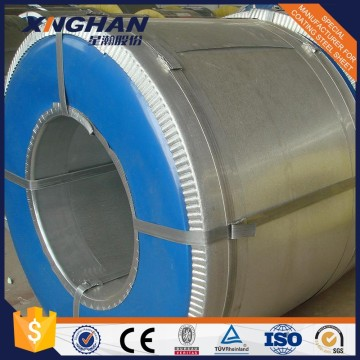 ASTM A653 hot dipped galvanized steel coil