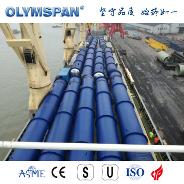 ASME standard cement ALC brick treatment autoclave