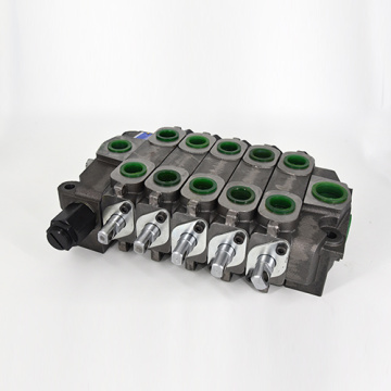 Multi way Directional Control Valve