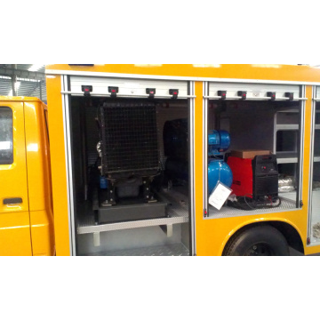 2019 New JMC rescue fire fighting vehicles