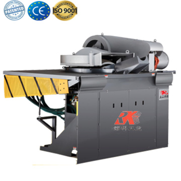 Factory price iron melting furnace induction systems