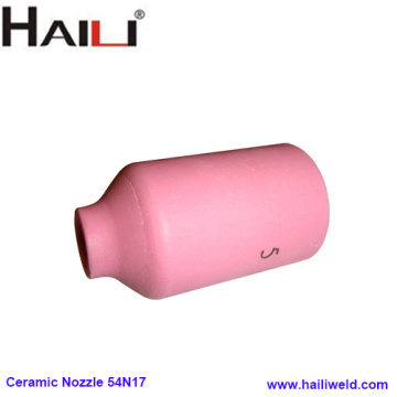 No.7 Gas Lens Ceramic Nozzle 54N15