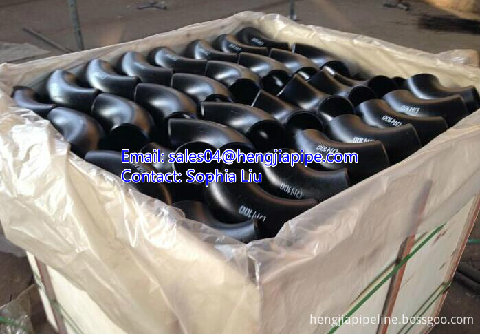 carbon steel seamless elbow