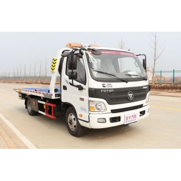 2019 New FOTON Aumark 4.2m Flatbed Towing Vehicles