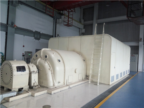 Combined Cycle Steam Turbines