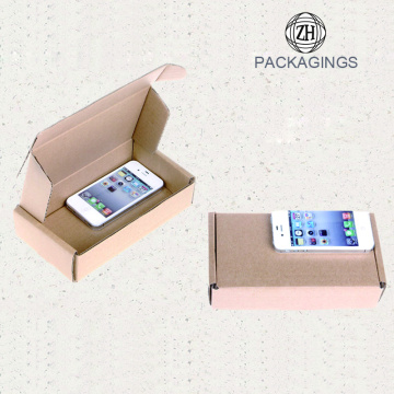 Cell phone shipping paper box wholesale