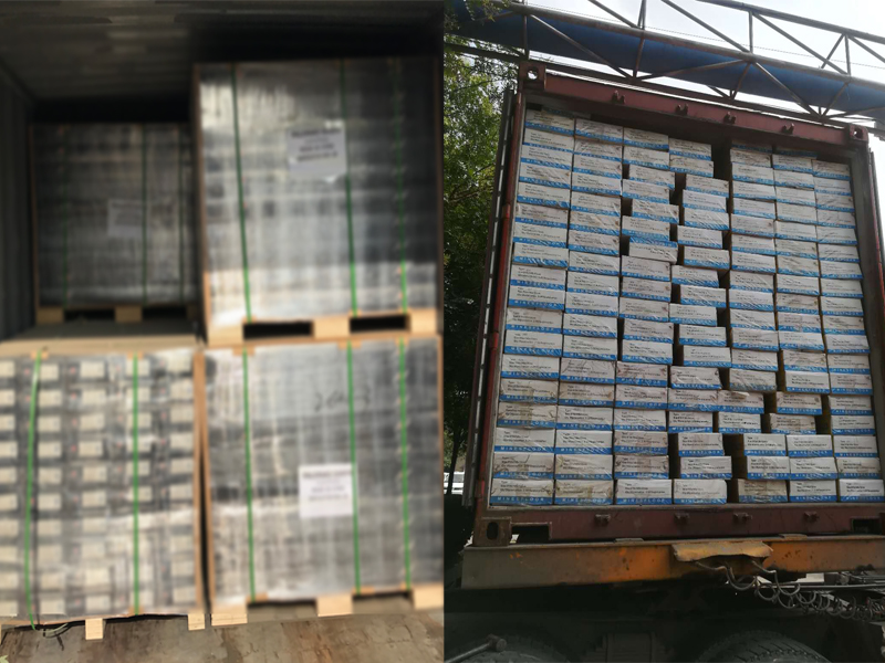 flooring packing