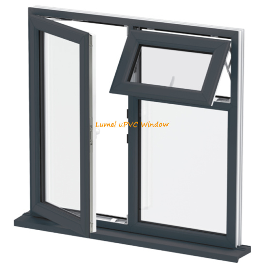 Plastic uPVC Profiles For Windows