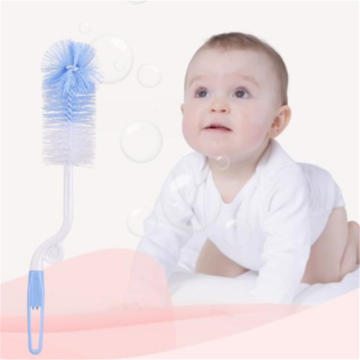 Nylon Cleaning Bottle And Nipple Brush Set