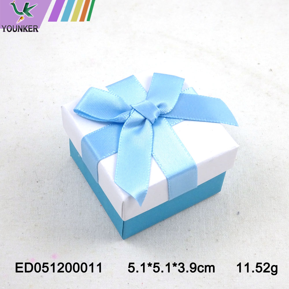 Elegant Ribbon Ring Boxes 005