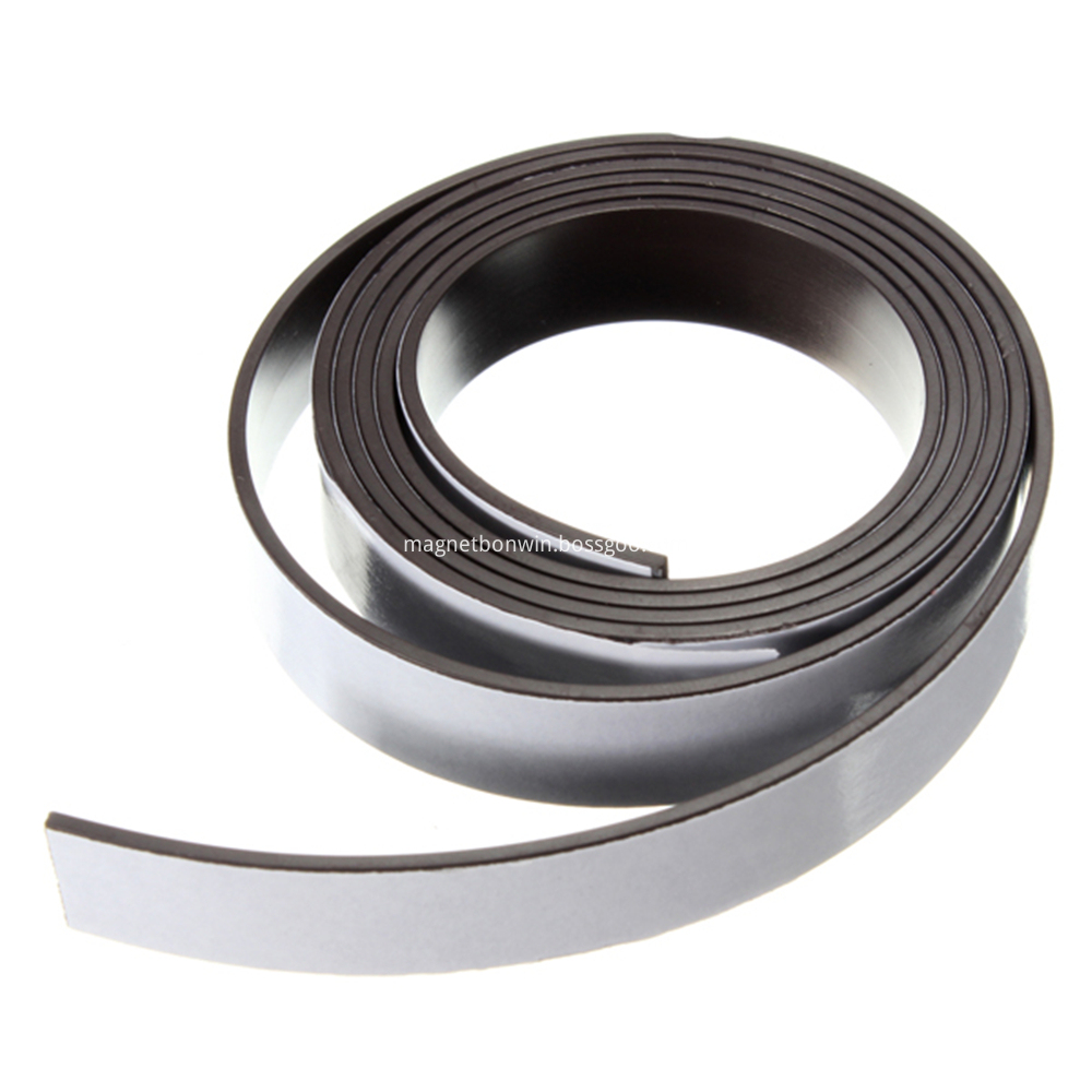 Flexible Magnetic Strip Roll