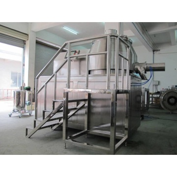 Ghl High Speed Mixing Granulator for Additive Dry Granulator