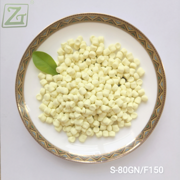 Granular Vulcanization Agent Sulfur S-80GN Based on SBR