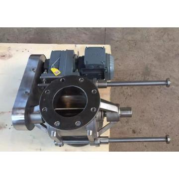 Quick Cleaning Rotary Valve