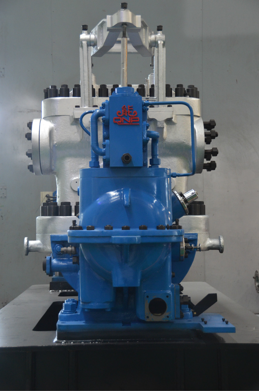 Condensing Steam Turbine 17