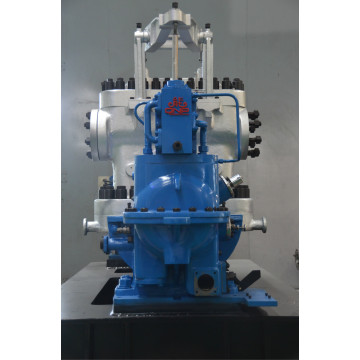 Reaction Type Steam Turbine