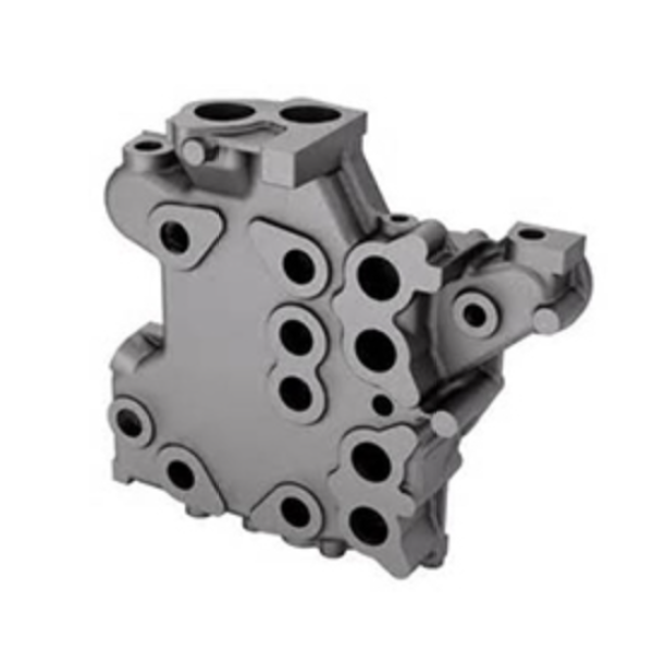 Cast Gear box housing
