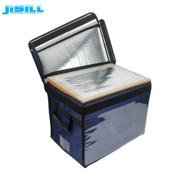 medical cool cooler box with vacuum insulated panel