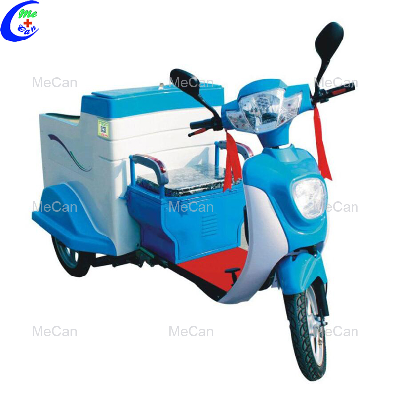 Garbage Collection Tricycle
