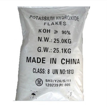 CAS NO 1310-58-3 High quality Potassium Hydroxide