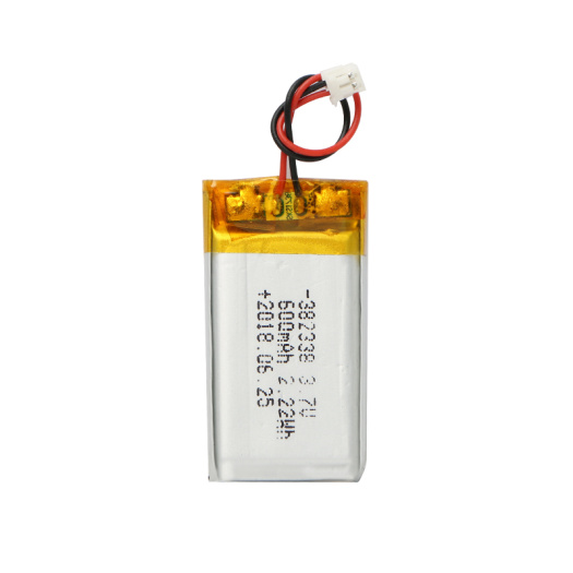 Excellent Quality 382339 3.7V 300mAh Lipo Battery