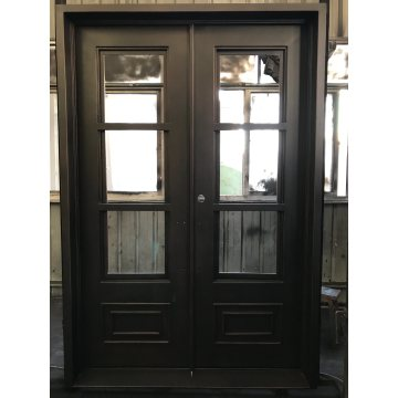 Good Price American Standard Security Wrought Iron Door