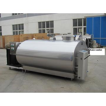 Dairy used milk cooling tank