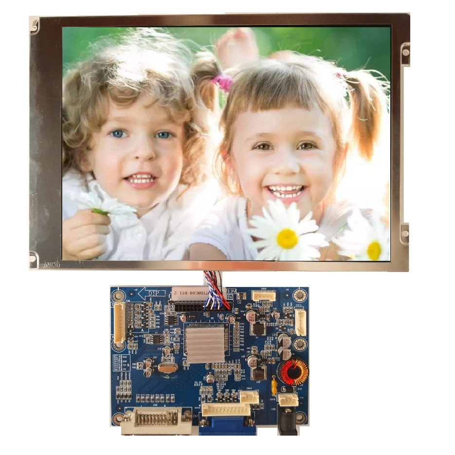 AUO 8.4 Inch TFT-LCD Module