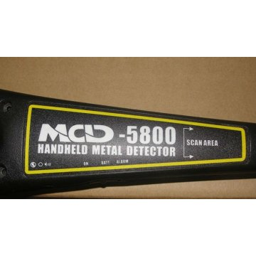 Garret Superb Sensitivity Handheld Metal Detector MCD-5800