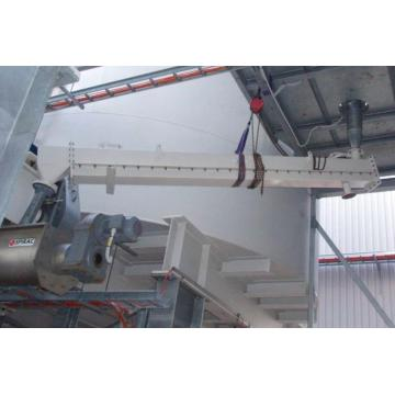 Airslides Conveyor for Fine-grained Bulk Solids