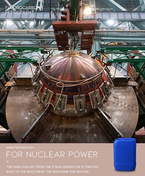 Fluoride Solution for Nuclear Power