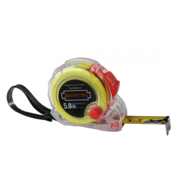 yellow tape measure in 3/19m 5/19m 8/25m 10m