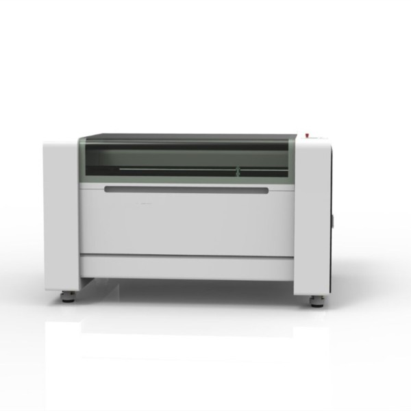 Laser engraving machine for plastic