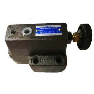 Yuken Series Rbg-03 Hydraulic Reducing and Relieving Valve