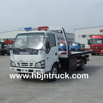 Isuzu Flat Bed Car Carrier Truck