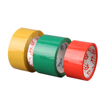 High quality Colored packaging sealing tape