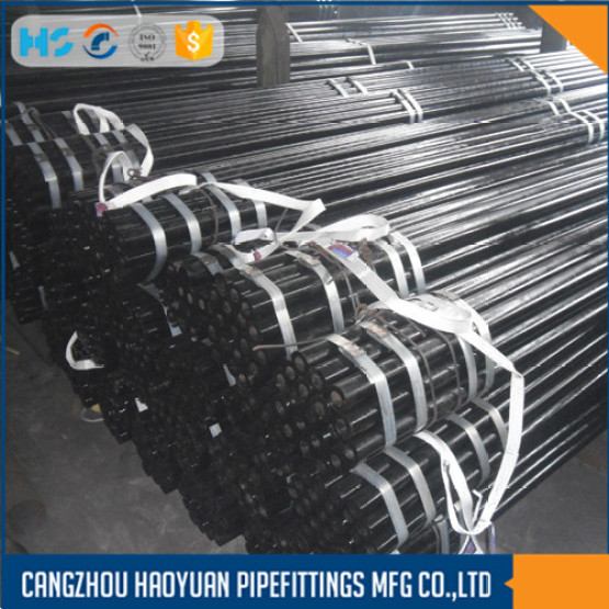 Astm A53 Schedule40 Steel Tubing Pipe