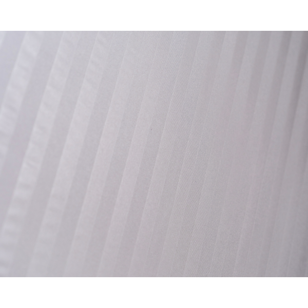Hotel Strip Bleaching Fabric 100% Polyester