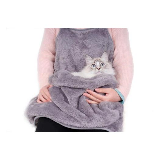 Pocket bag kitty pussycat pussycat apron