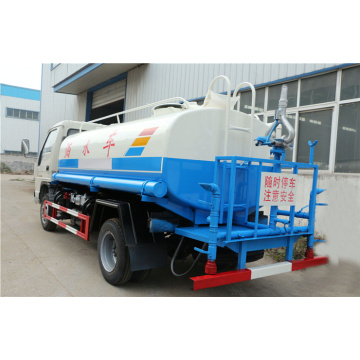 2019 New Cheap FOTON 5000litres farm irrigation sprinkler
