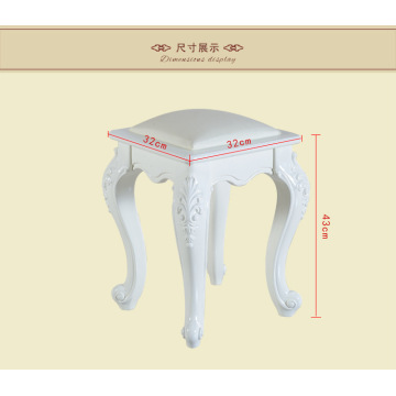 classical beauty salon furniture solid master stool