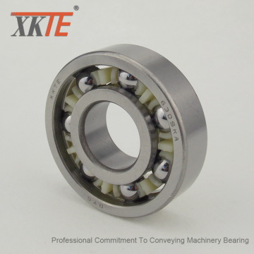 conveyor bearing for 3-roll trougher stations components