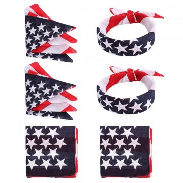 US flag bandana Sports Headband