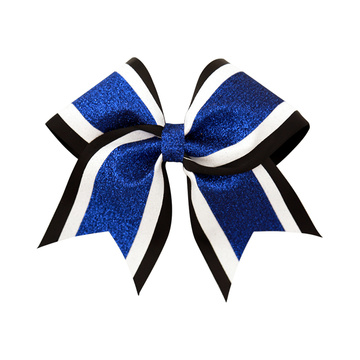 common size cheer headband bows
