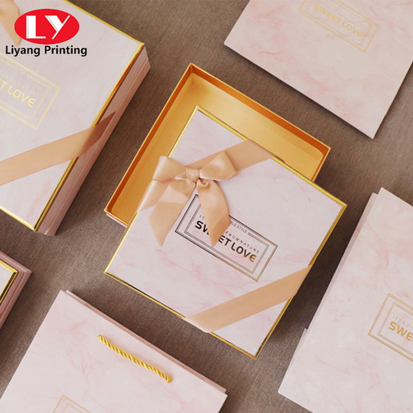 Custom Design Paper Cardboard gift box for packaging