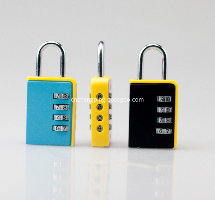 Color Combination Lock