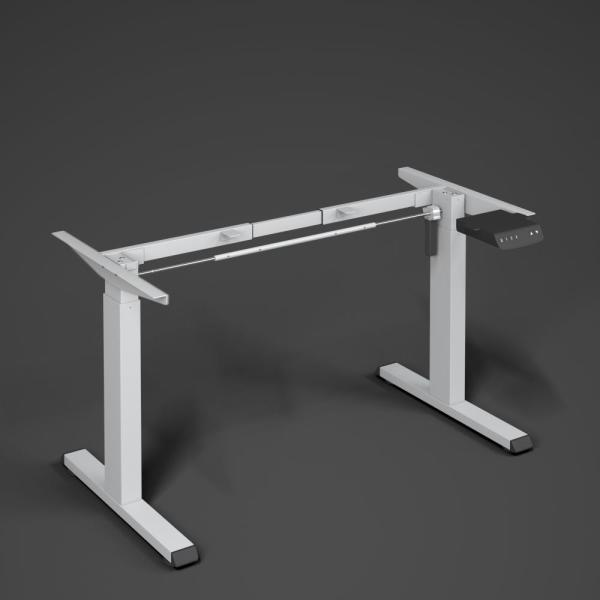 Electric Sit Stand Desk Single Motor